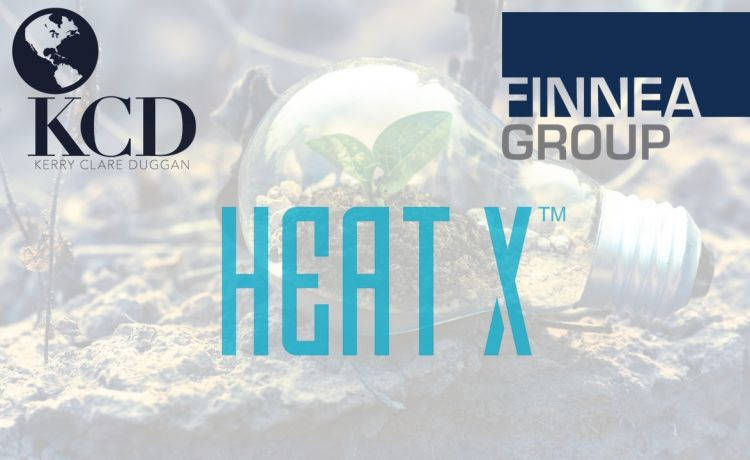 HEAT X™ Engages Kerry C. Duggan and FINNEA Group to Explore Strategic Options